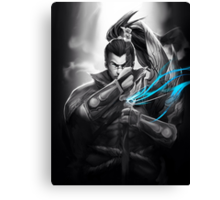 Yasuo - League of Legends Canvas Print