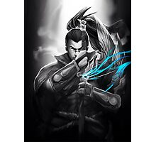Yasuo - League of Legends Photographic Print