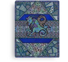 The Capricorn Canvas Print