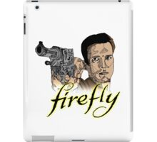 Captain Mal Reynolds iPad Case/Skin