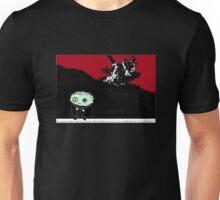 Why did Cog ALWAYS wait until things had gone too far? Unisex T-Shirt