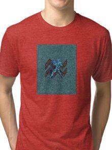 The Aquarius Tri-blend T-Shirt