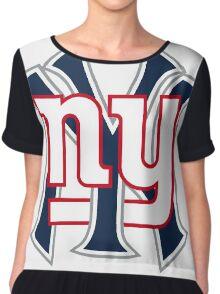 New york Sports Chiffon Top