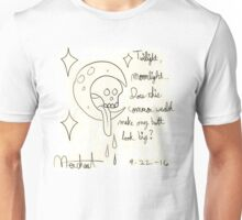 Mark C. Merchant brand doodle and words Unisex T-Shirt