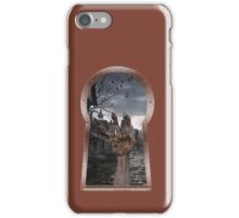 SHADOW HAND iPhone Case/Skin