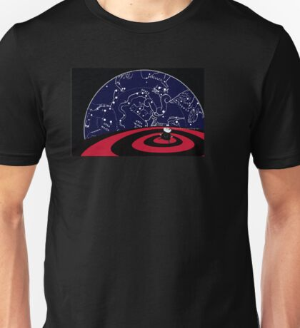Incognita suspected that even stars had a richer social life than she did Unisex T-Shirt