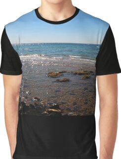 Glistening Ocean 2 Graphic T-Shirt