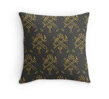 tarot suits Throw Pillow