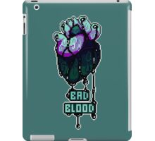 BAD BLOOD iPad Case/Skin