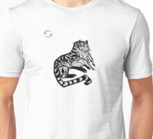 DoubleZodiac - Cancer Tiger Unisex T-Shirt