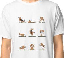 Yoga Dog Classic T-Shirt