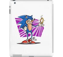 Sonic the Hedgegog iPad Case/Skin