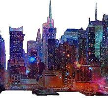 New York kind of feeling by Radchopp
