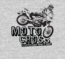 A Little Dirt Won't Hurt Motocross T-Shirt Unisex T-Shirt