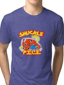 Shuckle Pile Tri-blend T-Shirt