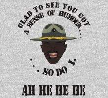 Major Payne T-Shirt by MrTWilson
