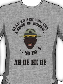 Major Payne T-Shirt T-Shirt