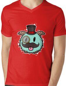 Sir Poro Mens V-Neck T-Shirt