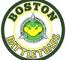 Boston Battletoads by Snowballs