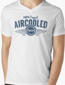Aircooled Classic T-Shirt Mens V-Neck T-Shirt