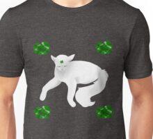 clover cat Unisex T-Shirt