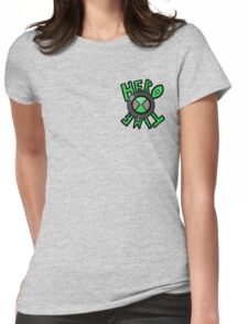 Omnitrix Womens Fitted T-Shirt