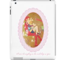 Adventure Time Fionna and Gumball iPad Case/Skin