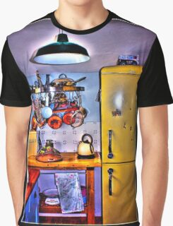 Vintage Kitchen Graphic T-Shirt
