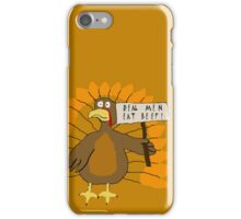 Turkey Protest iPhone Case/Skin