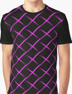 Pink Ink II Graphic T-Shirt
