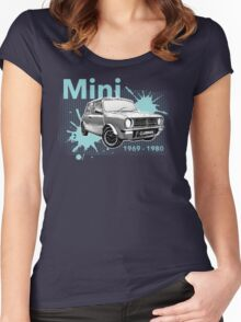 Classic Car T-shirt Women's Fitted Scoop T-Shirt