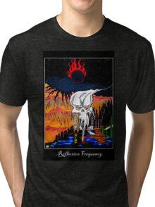 .Apocalypse of Nova Scotia Power. Tri-blend T-Shirt