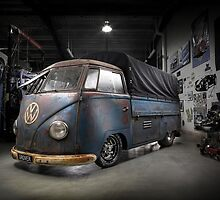 Phil Mizzi's 1954 Volkswagen Kombi Single-Cab by HoskingInd