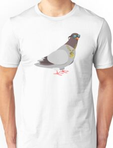 NYC Party Pigeon Unisex T-Shirt