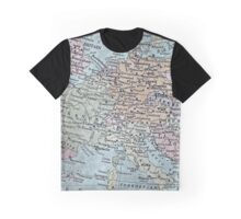 atlas map  Graphic T-Shirt