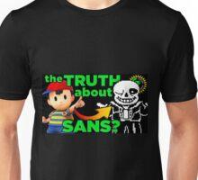 sans is ness Unisex T-Shirt