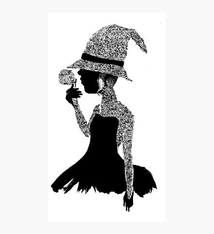 Bubble Witch Photographic Print
