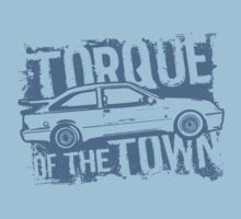 Retro Sports Car T-Shirt by NuDesign