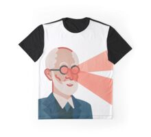 Sigmund Fried Graphic T-Shirt
