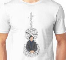 3/4 Sign Unisex T-Shirt