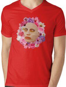 Alyssa Edwards Beauty Mask With Flowers - Rupaul's Drag Race All Stars 2  Mens V-Neck T-Shirt