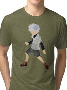 Killua Zoldyck Tri-blend T-Shirt