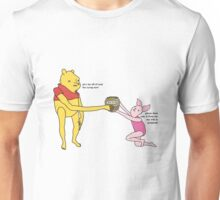 Give Me All Your Bee Syrup Meme Unisex T-Shirt