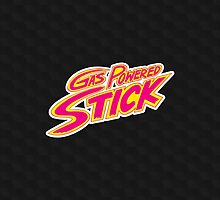 Gas-Powered Stick by V Bell