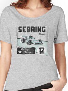 NEW Men's Racing Car T-Shirt Women's Relaxed Fit T-Shirt
