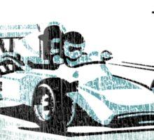 NEW Men's Racing Car T-Shirt Sticker