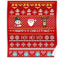 Happy Christmas Holiday- Christmas Sweater Coming Poster