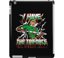 I Have the Triforce iPad Case/Skin