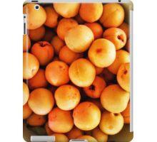 Apricots - Green Colander iPad Case/Skin