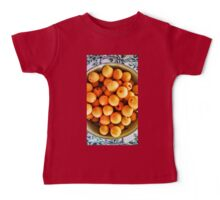 Apricots - Green Colander Baby Tee